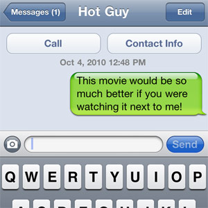 best dating text messages