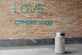 love is coming soon